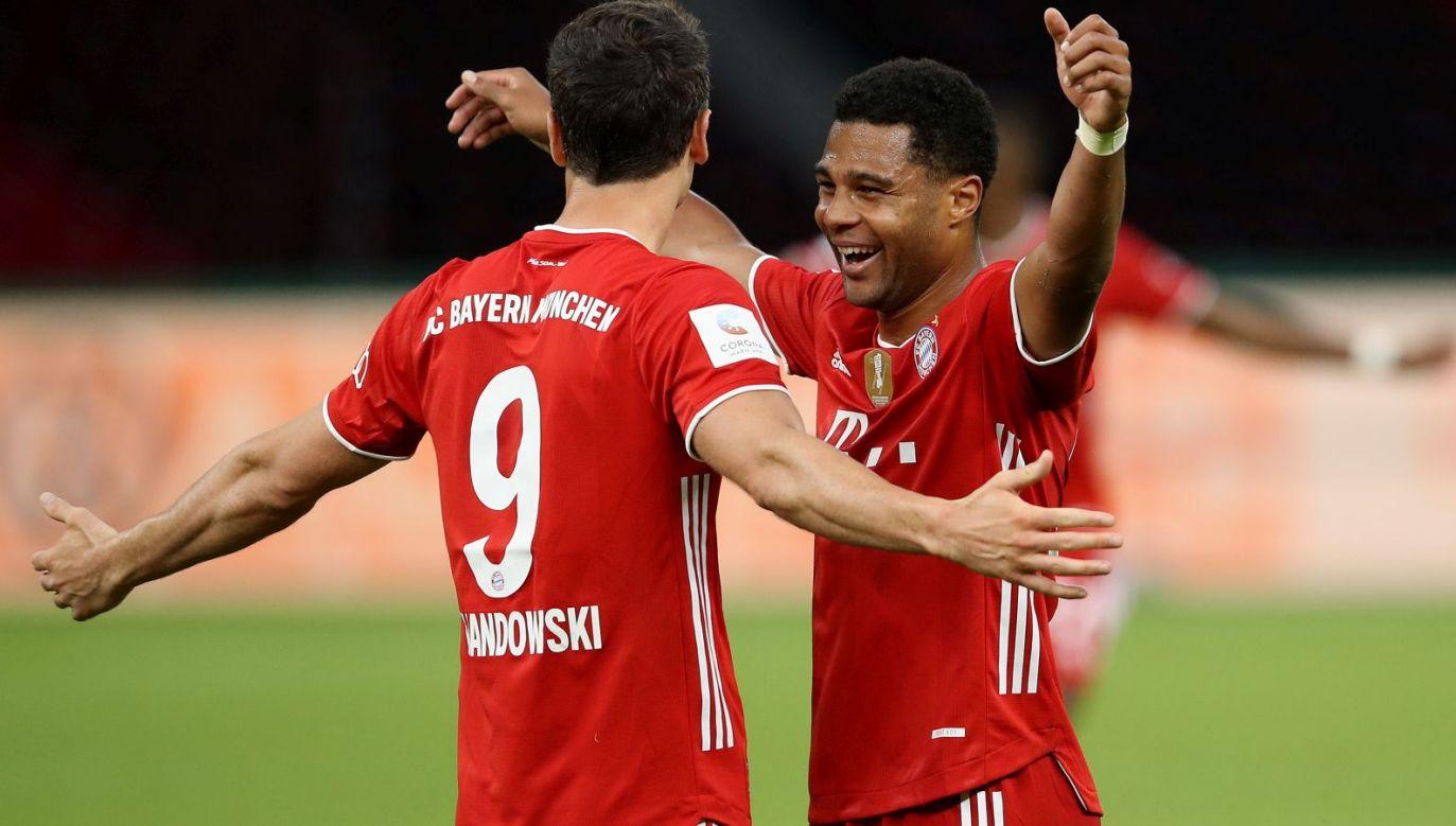 Bayern Monachium zdobył Puchar Niemiec w sezonie 2019/20 (fot. Getty Images)