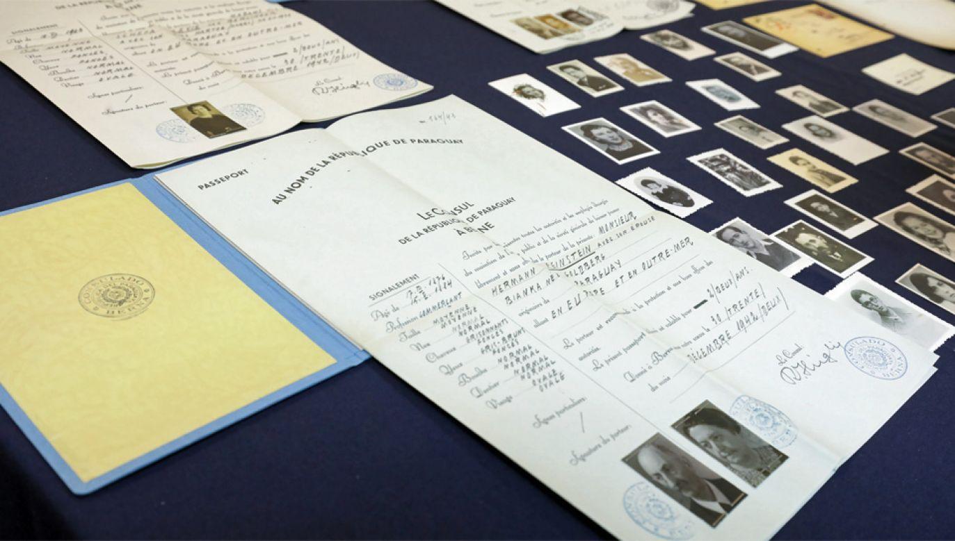 W ramach akcji uratowano ponad 3 tys. Żydów (fot. PAP/Paweł Supernak)
