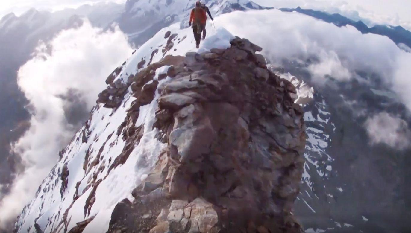 Wspinaczka na Matterhorn (fot. EBU / @julialyubova)