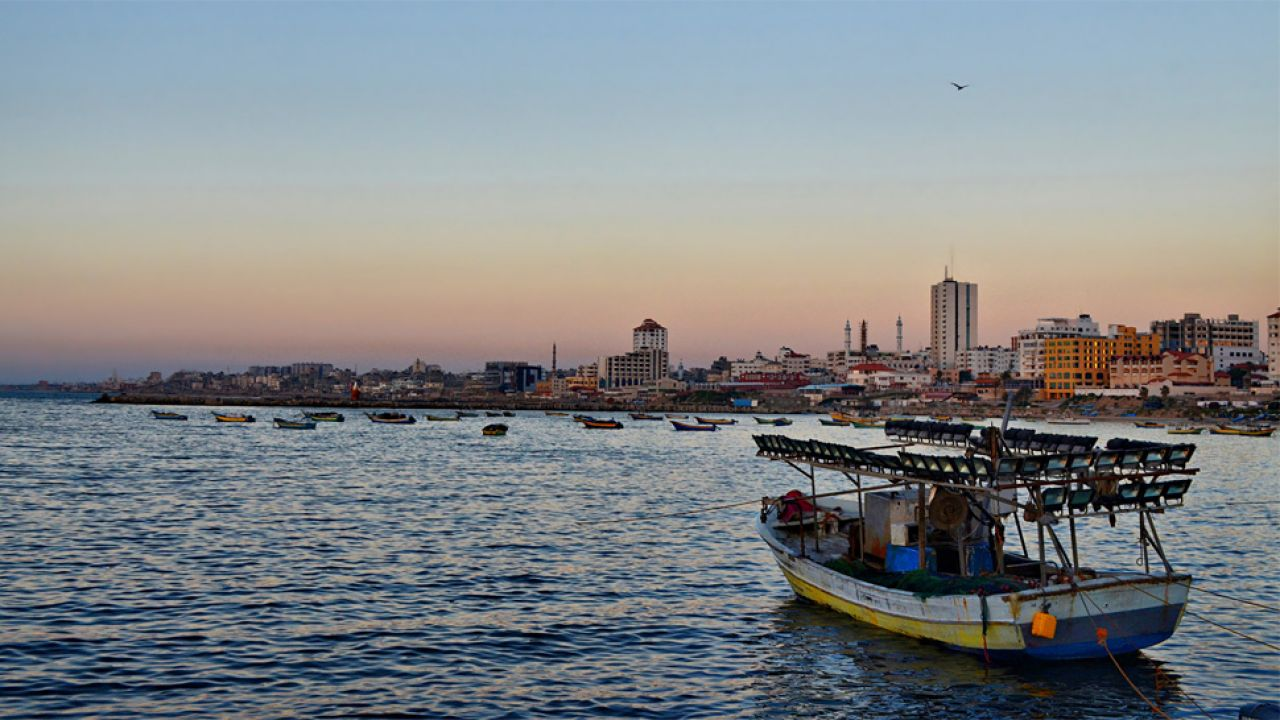 Obszar połowów dla palestyńskich rybaków zmniejszych się z 28 do 19 km (fot. Wiki/Ramez Habboub)