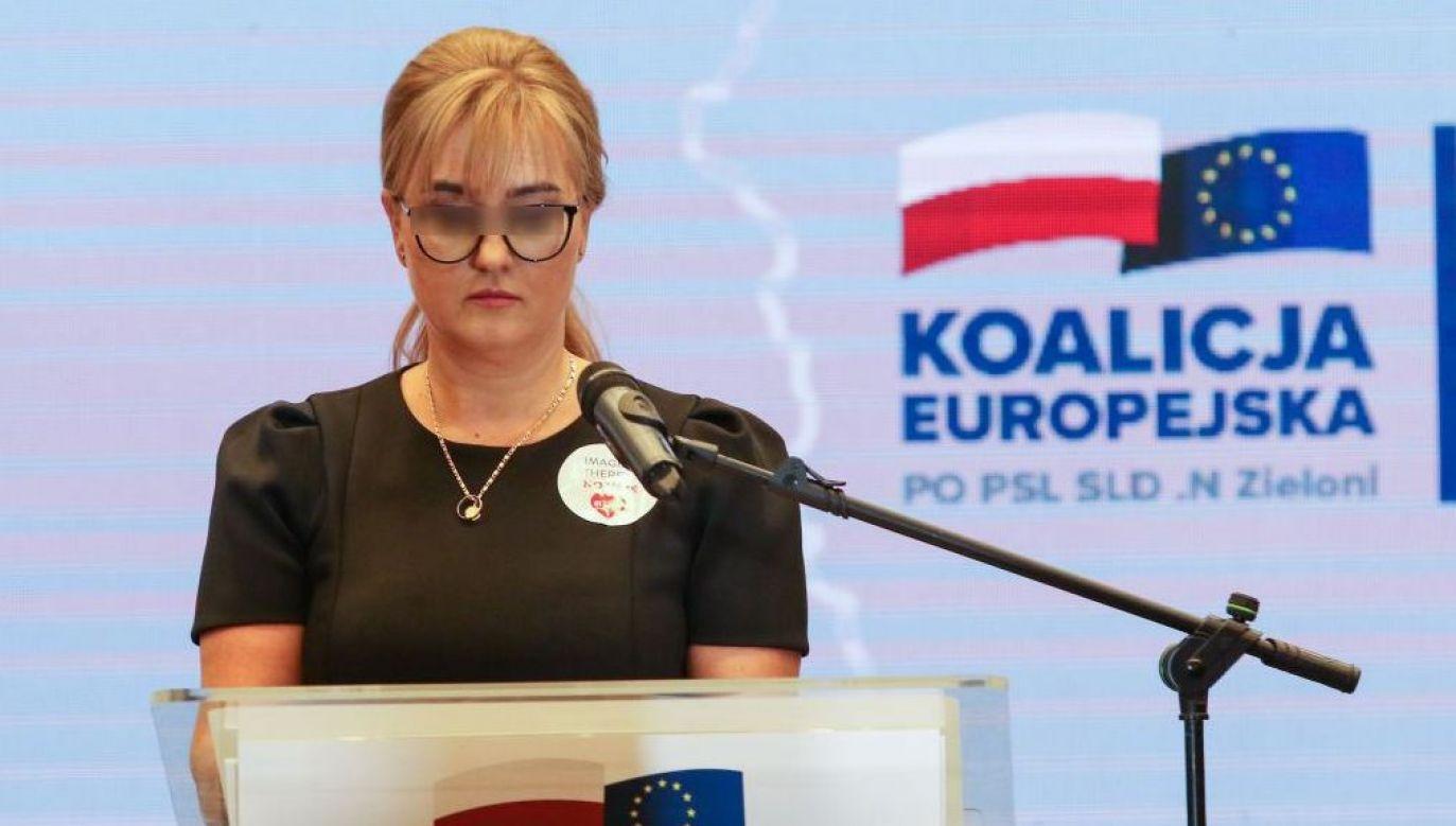 Magdalena Adamowicz (fot.Michal Fludra/NurPhoto via Getty Images)