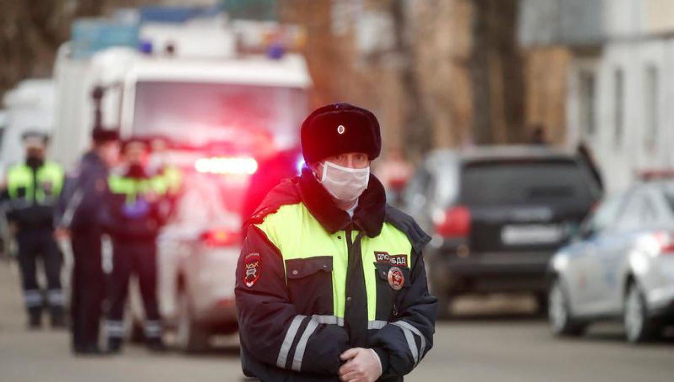 Dwaj zakażeni obywatele dawno nie wyjeżdżali z Kamczatki (fot. REUTERS/Maxim Shemetov)