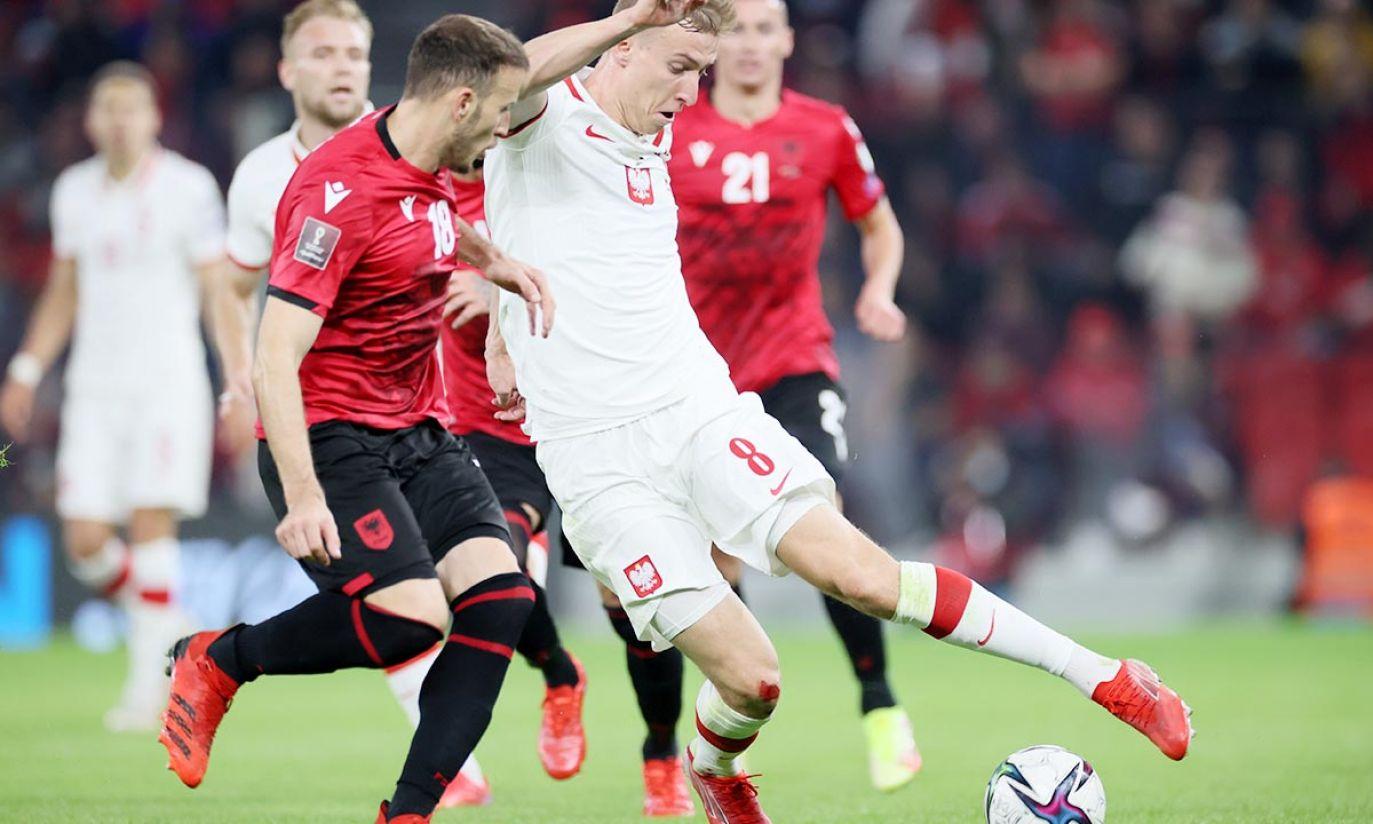 Mundial coraz bliżej! Polska pokonała Albanię