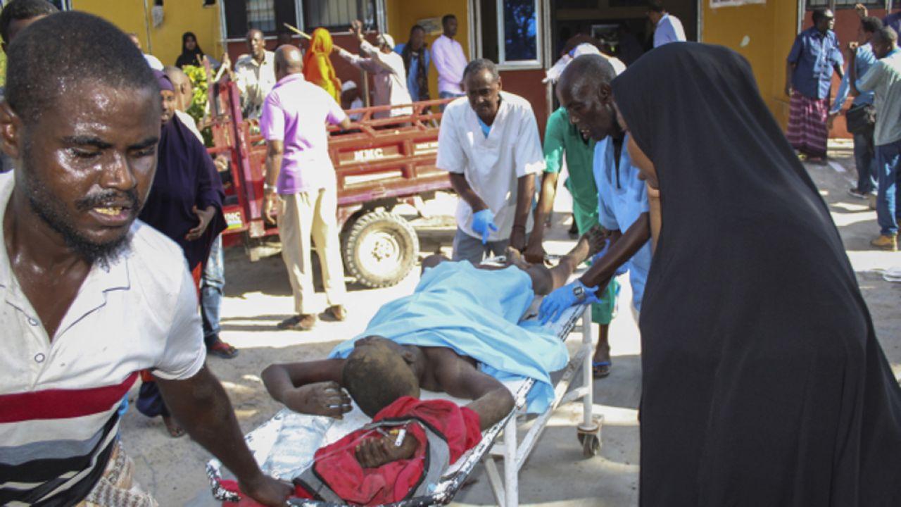 Liczba ofiar śmiertelnych może wzrosnąć (fot. PAP/EPA/SAID YUSUF WARSAME)