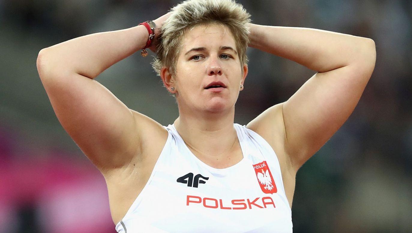 Anita Włodarczyk (Fot. Getty)