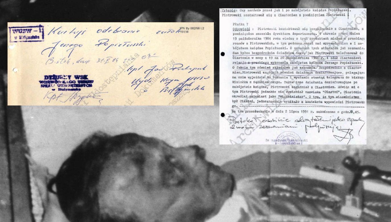 Sądy III RP uniewinniły przełożonego morderców (fot. CAF / TT/Cenckiewicz)