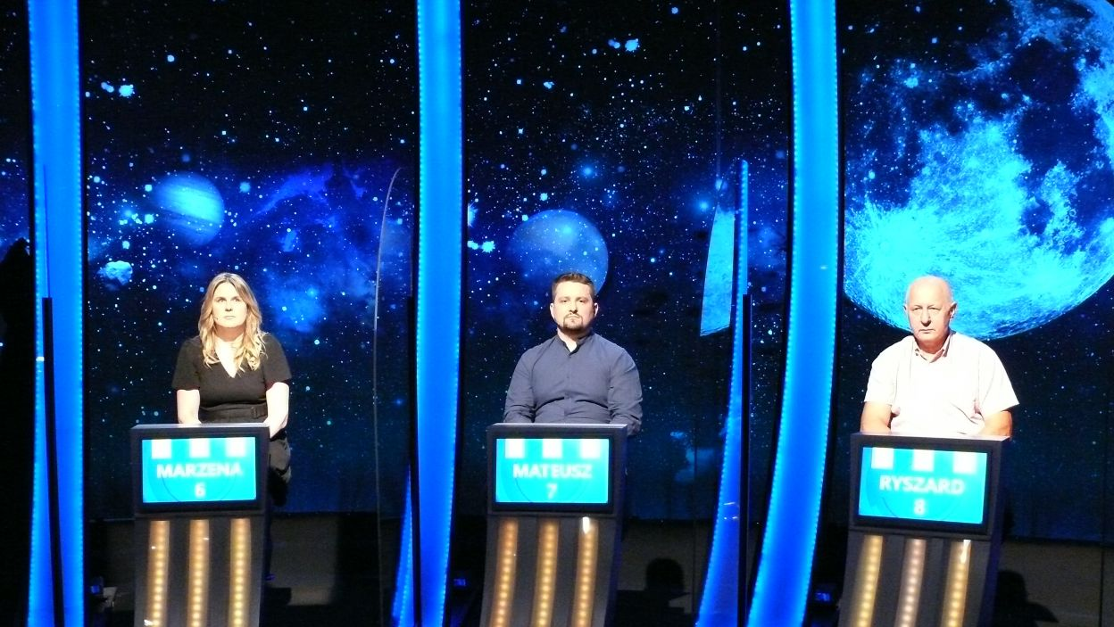 Studio wypełniło się zawodnikami 4 odcinka 125 edycji