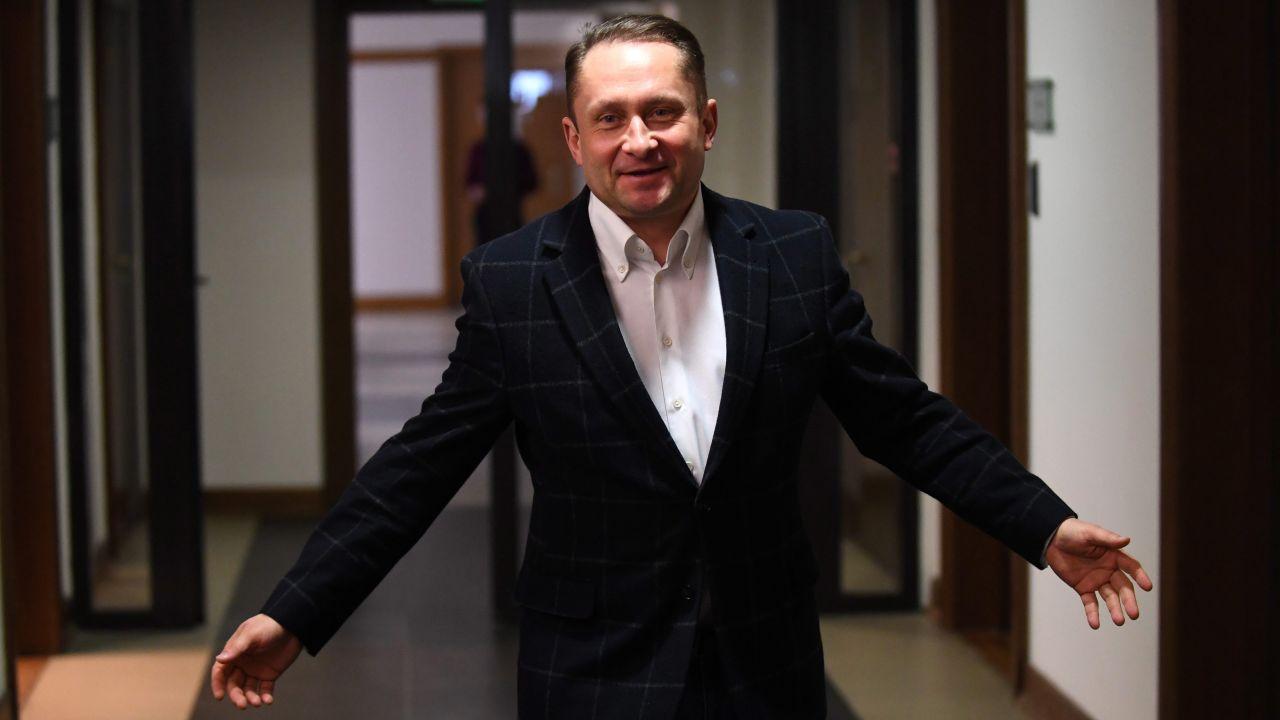 Sąd ponownie rozpatrzy, czy Durczok powinien na proces poczekać w areszcie (fot.arch.PAP/Bartłomiej Zborowski)