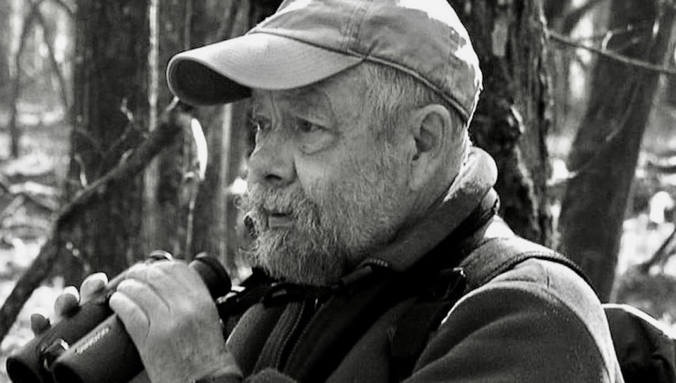 Prof. Tomasz Wesołowski (fot. FB/Zakład Ekologii Behawioralnej)