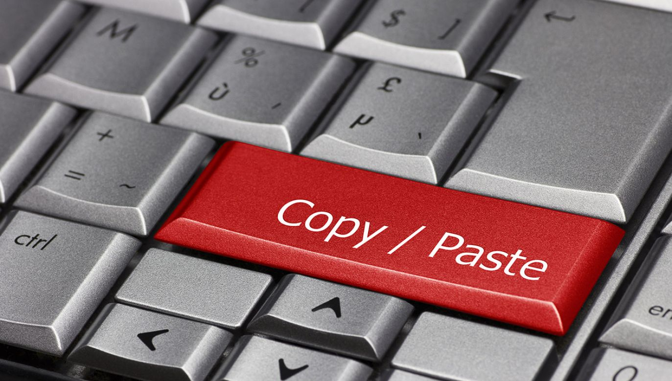 """Idea """"kopiuj/wklej"""" została zaczerpnięta z drukarstwa (fot. Shutterstock/jurgenfr)"""