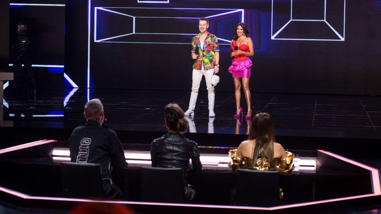 – Ty masz autentyczny talent. Było to fantastyczne! – zachwycała się Ida (fot. J. Bogacz/TVP)
