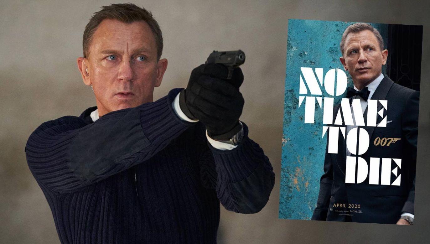 Premiera filmu o przygodach Jamesa Bonda została przesunięta na 2021 rok. (fot. Nicole Dove / MGM / The Hollywood Archiv; MGM / The Hollywood Archive)