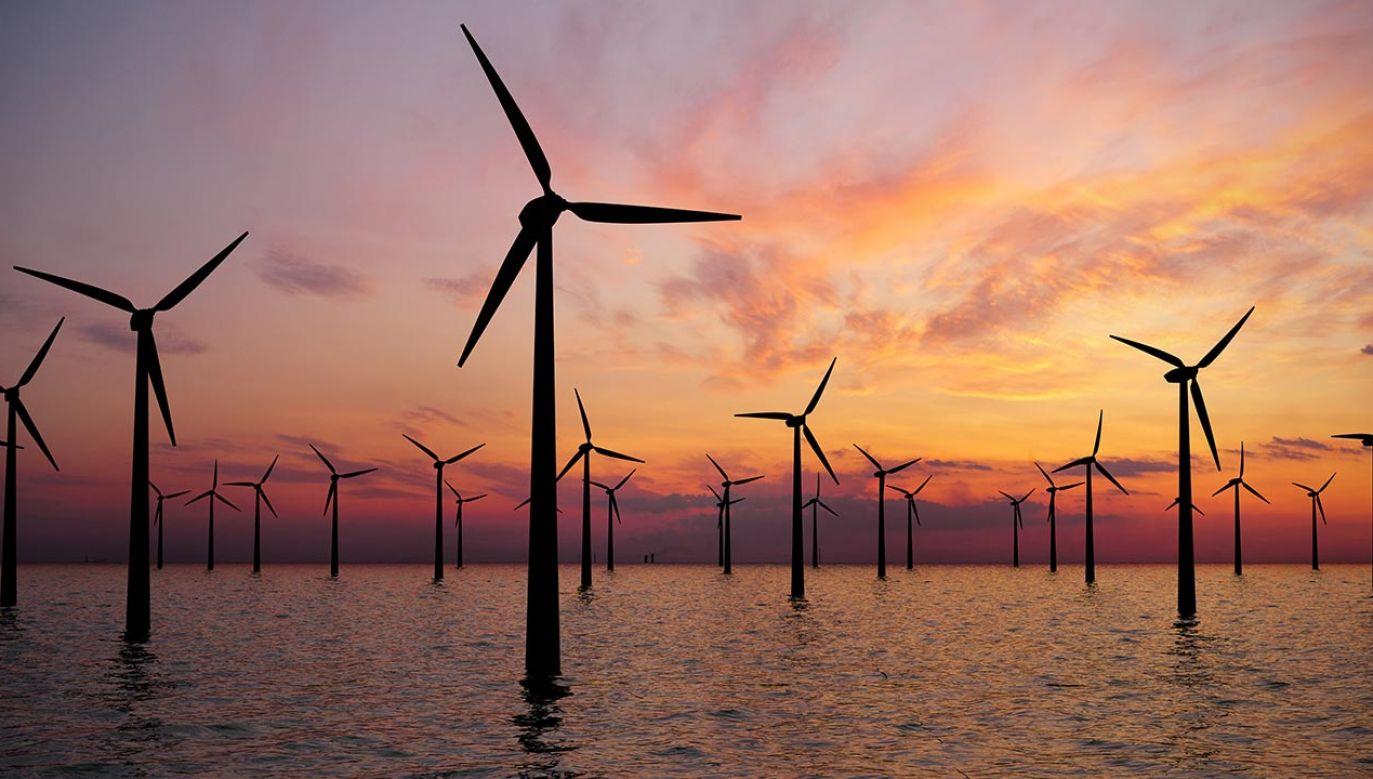 Przyszłości morskiej energetyki wiatrowej poświęcony był panel podczas Forum Ekonomicznego 2020 w Karpaczu (fot. Shutterstock/TebNad)