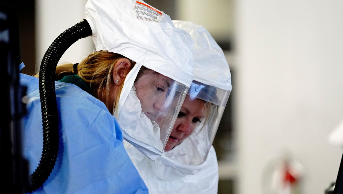 Liczba nowych przypadków wzrasta w 42 stanach (fot. Reuters)