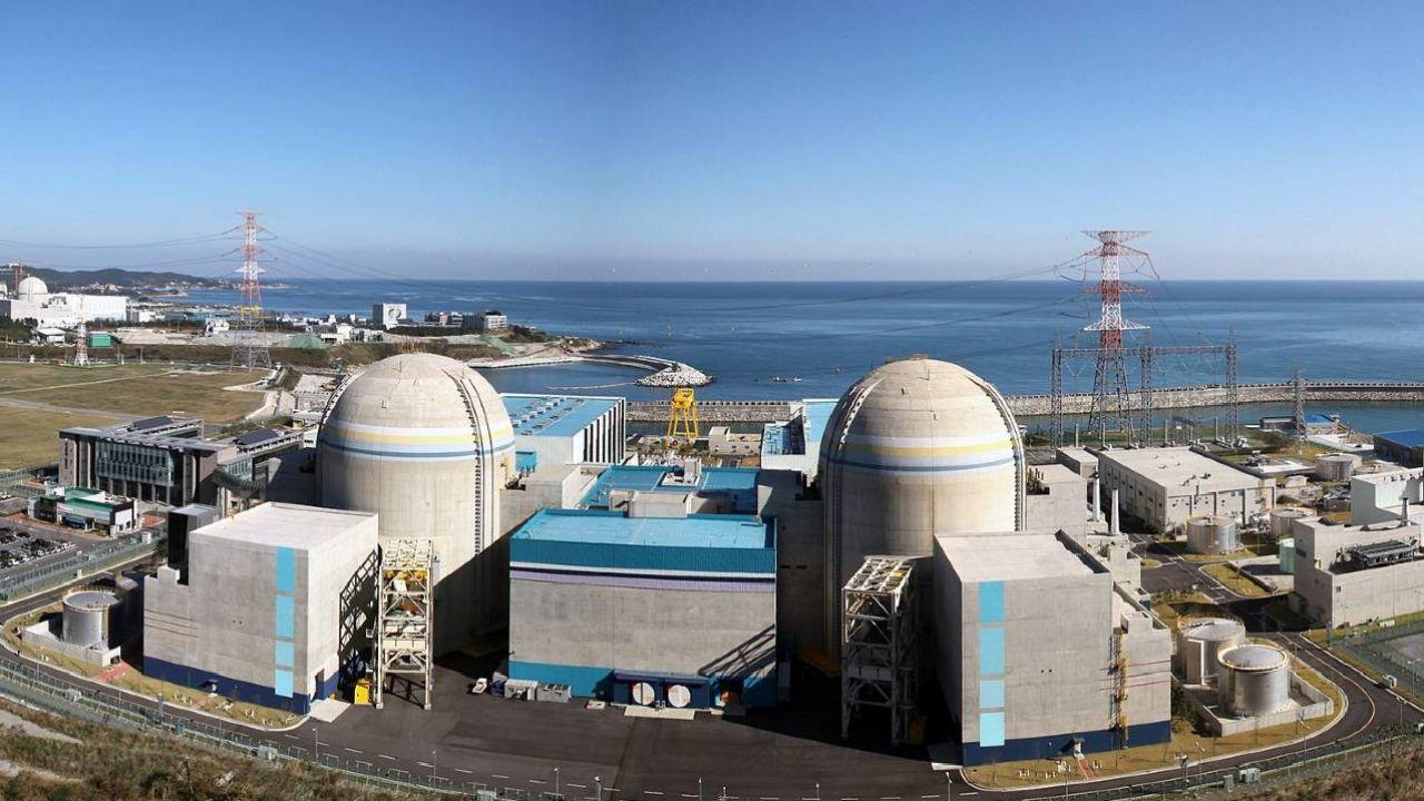 Reaktor Shin-Kori 4 o mocy 1,4 mln kilowatów rozpoczął pracę w 2019 roku (fot. Wiki 2.0/IAEA Imagebank)