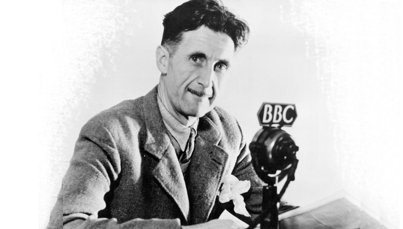 George Orwell, autor powieści