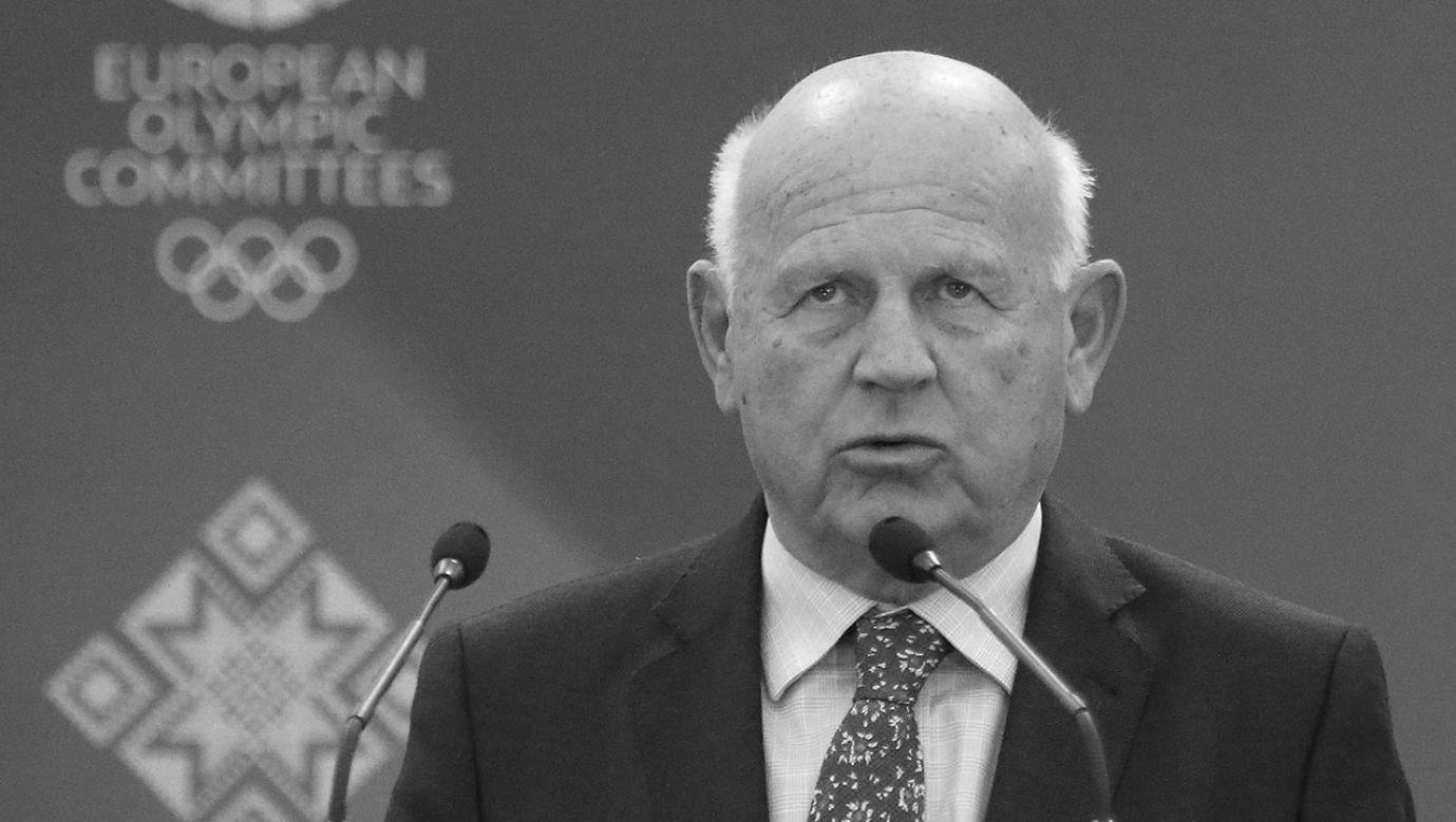 Słoweniec w ostatnich latach był przewodniczącym Stowarzyszenia Europejskich Komitetów Olimpijskich oraz wiceszefem FIS (fot. PAP/EPA/TATYANA ZENKOVICH)