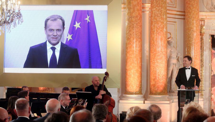 Polityk Roku - Donald Tusk (fot. PAP-Leszek Szymański)