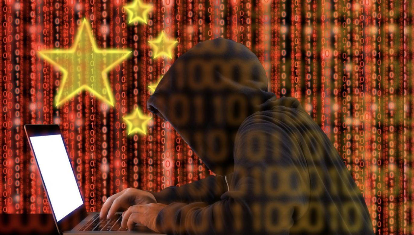 Chińscy hakerzy używali kodu skopiowanego od amerykańskiej NSA (fot. Shutterstock/BeeBright)