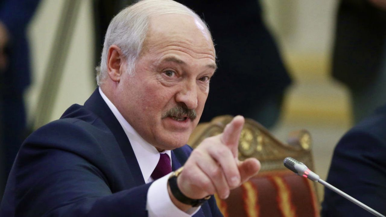 Białoruski dyktator opiera swoja władzę jedynie na Moskwie (fot. M.Svetlov/Getty Images)