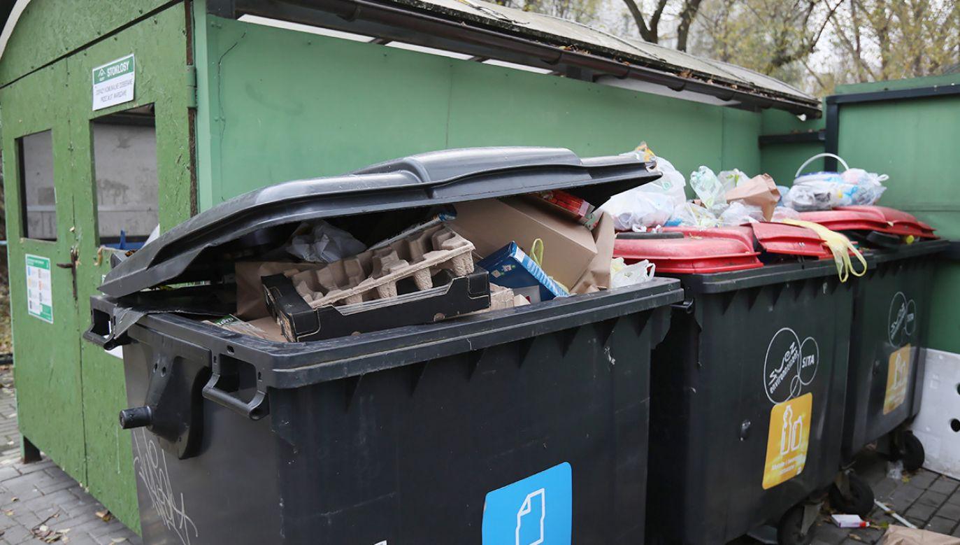 Zmany w taryfie opłat za śmieci miały wejść w życie 1 grudnia tego roku (fot. PAP/Leszek Szymański)