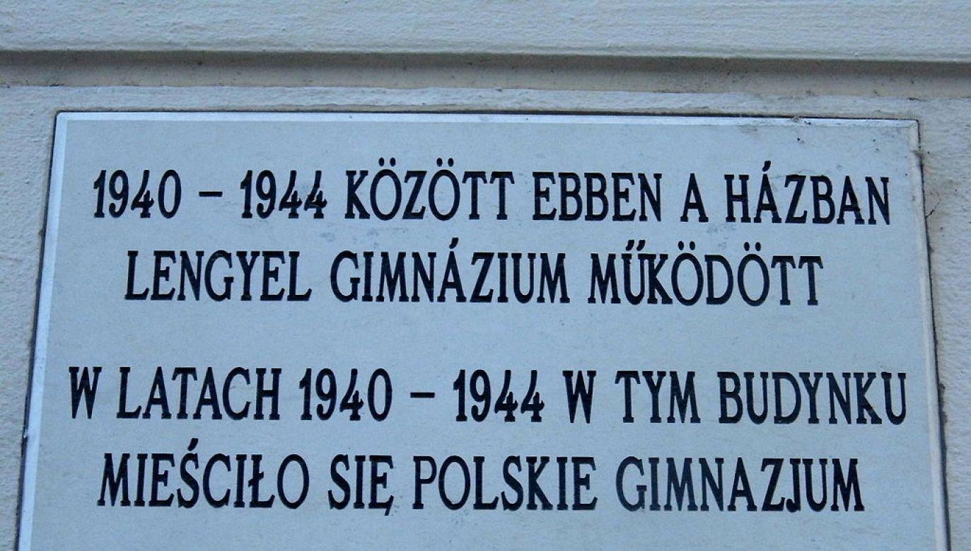 Uroczystości upamiętniające polskich uchodźców, przybyłych na Węgry po wybuchu II wojny światowej (fot. wikimedia.org)