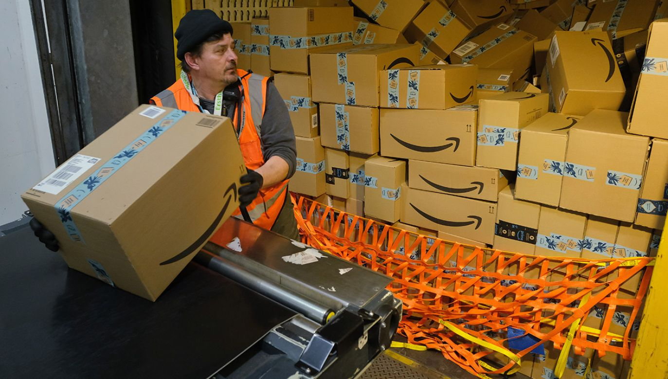 Marka Amazon Pharmacy jest stosunkowo nowa, jej uruchomienie koncern ogłosił pod koniec 2019 r. (fot. Sean Gallup/Getty Images)