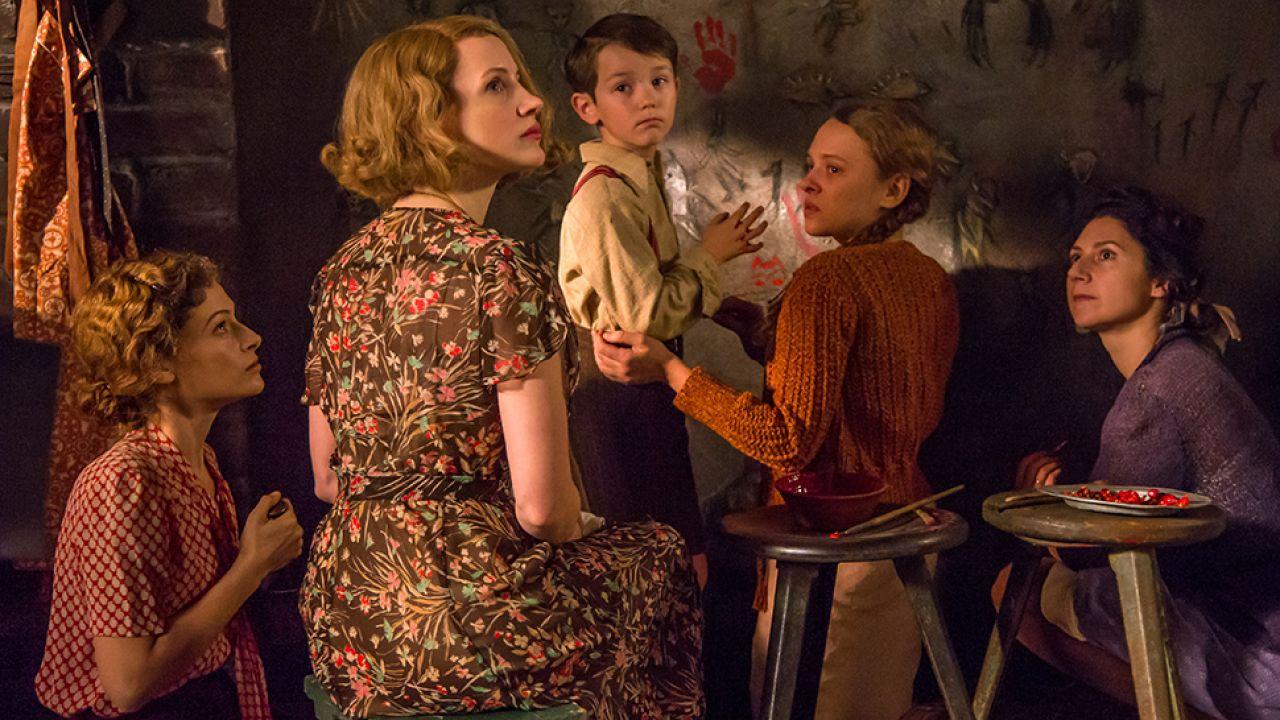 """Film """"Azyl"""" to hollywoodzka produkacja wyprodukowana z ogromnym rozmachem (fot.mat.pras)"""