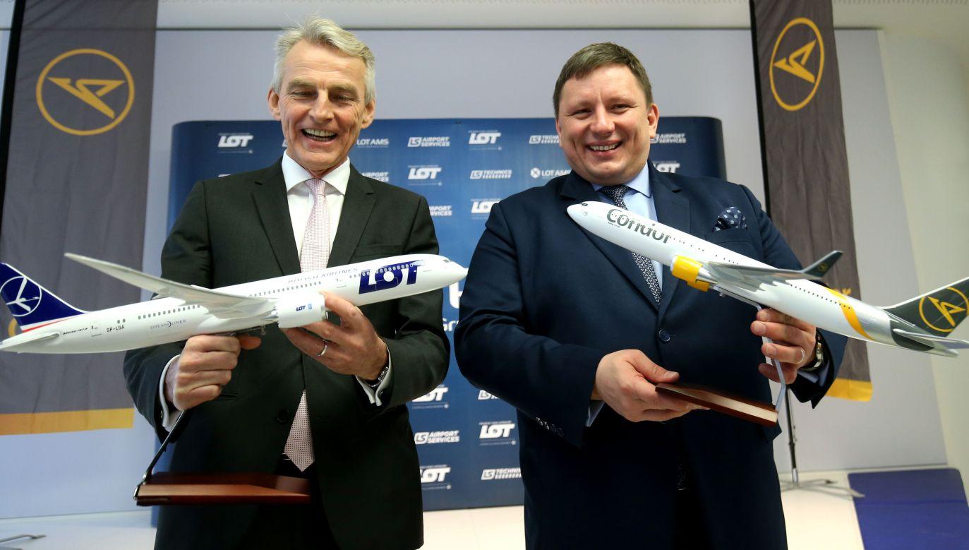 Transakcja przejęcia Condora przez PGL ma się zakończyć do końca kwietnia 2020 roku, po uzyskaniu niezbędnych zgód organów antymonopolowych (fot. REUTERS/Ralph Orlowski)