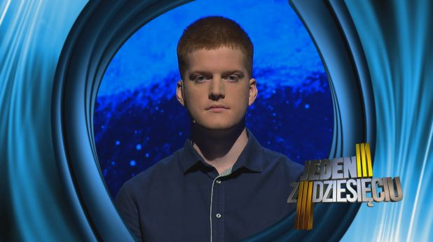 Zwycięzcą 11 odcinka 123 edycji został Pan Kacper Kruczyński