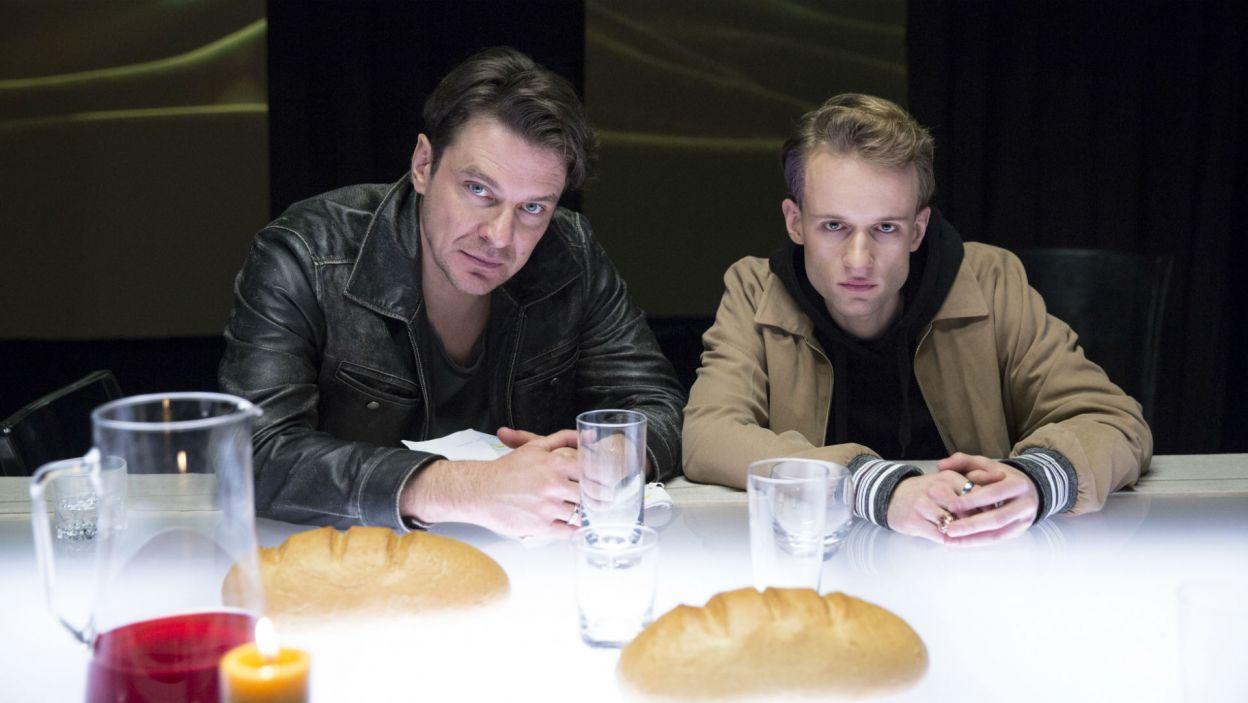 Piotra i Jana zagrali Marcin Kwaśny i Kamil Studnicki (fot. Natasza Młudzik)